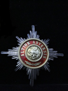 Grand Commander Breast Star Obverse