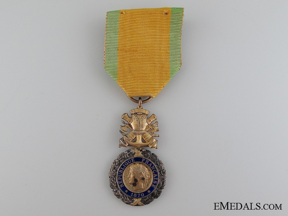 Military+medal%2c+silver+medal+%28uniface+trophy+suspension%29+obverse