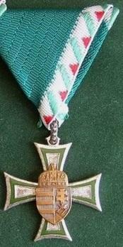 Defence Decoration, Bronze Medal Obverse