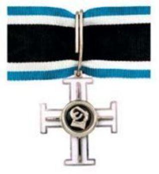 Cross of Liberty, I Grade, II Class Obverse