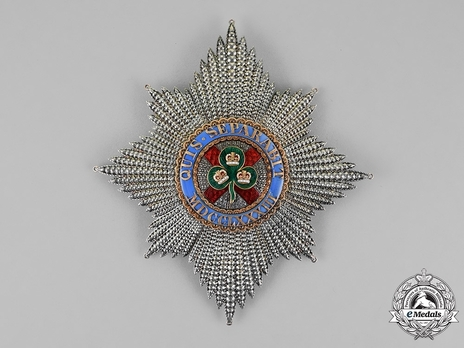 Breast Star (large example by Rundell Bridge & Rundell, c.1810) Obverse