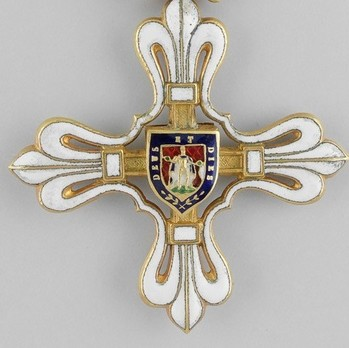 Civil Merit Order of St. Louis, II Class Knight Obverse