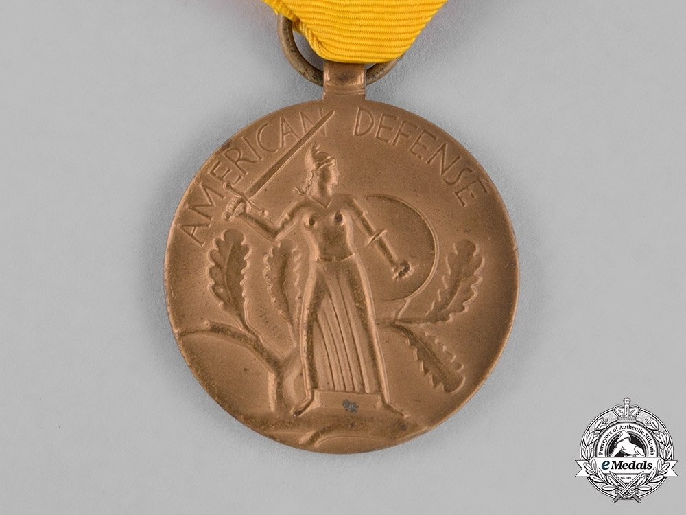 American+defence+service+medal