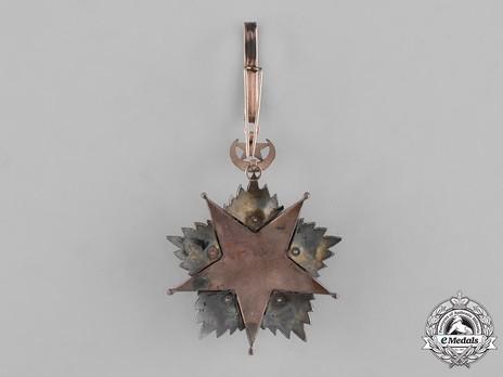 Order of Nishani-Shefkat, III Class Obverse