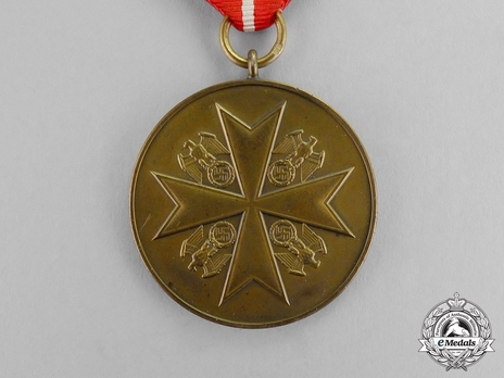 Bronze Merit Medal Obverse