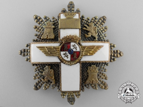 2nd Class Cross (white distinction) Obverse