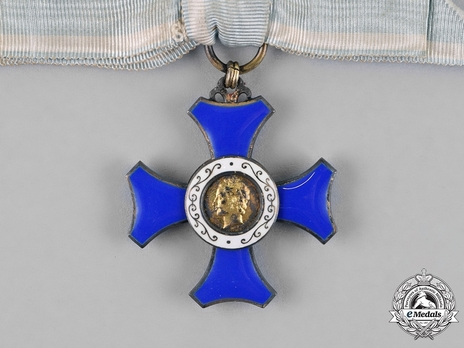 Order of Maria Anna, II Class Cross (in silver gilt)