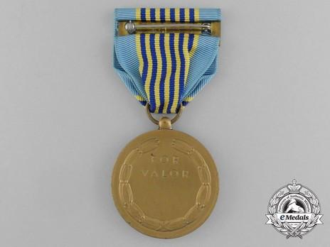 Airman's Medal Reverse