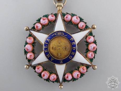 Grand Cross Reverse (silver gilt)