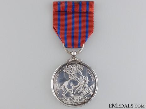 Silver Medal (1959-) Reverse