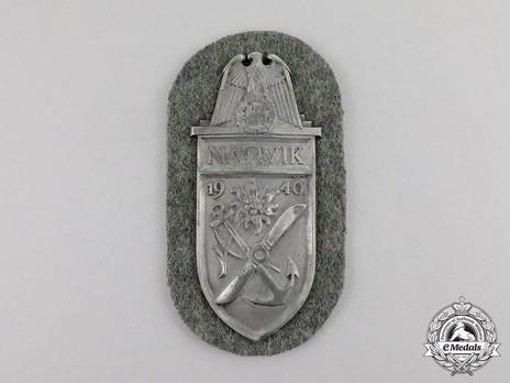 Narvik Shield, Heer/Army Obverse