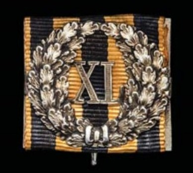 Badge for Long Service (40 Years) Obverse