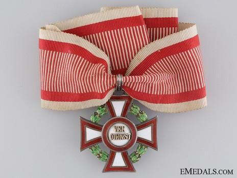 Military Merit Cross, Type II, Military Division, II Class Cross