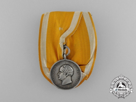 in Silver (with star 1833-1864)