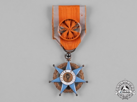 Order of Social Merit, Officer