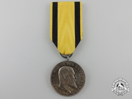 "Silver Medal (stamped ""K.SCHWENZER"") (Silver) Obverse"