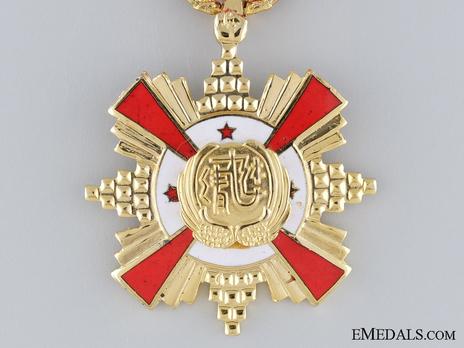 Air Force Distinguished Medal, I Class, I Grade Obverse