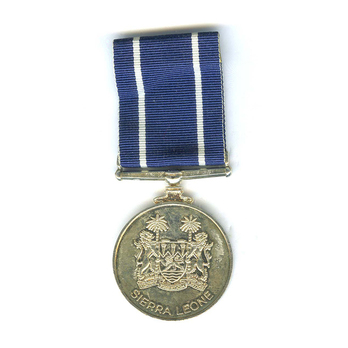 Army Long Service and Good Conduct Medal, Type I