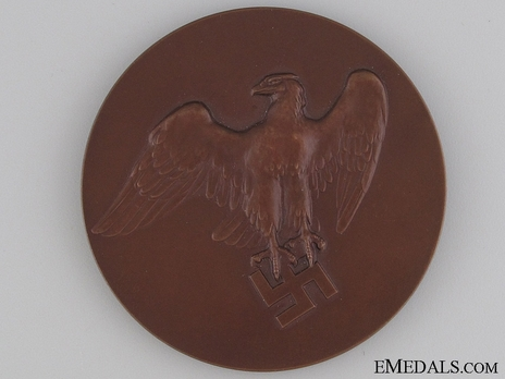 Merit Medal of the Reich Minister for Food and Agriculture Obverse
