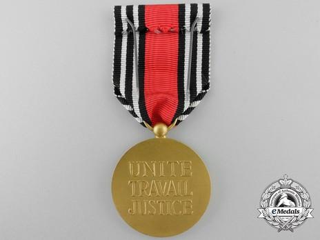 Order of Merit of Upper Volta, I Class Reverse