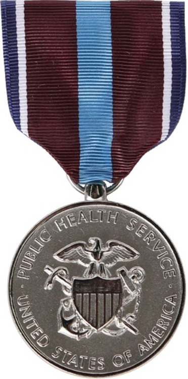 Phs outstanding service medal