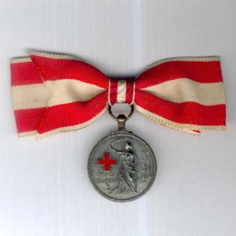 Silver medal 1945 1977 obverse 1