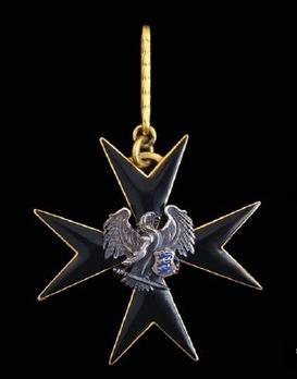 Order of the Eagle Cross, I Class Cross