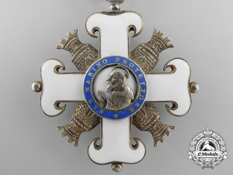Order of San Marino, Type I, Civil Division, Knight