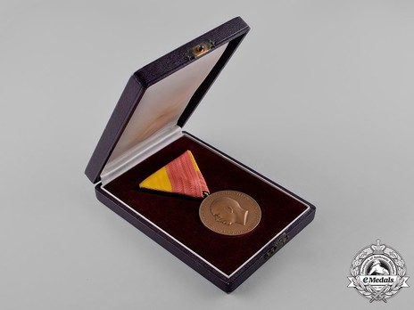 With Medal