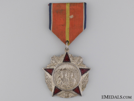 Order of Military Engineering Service Honour, for 30 Years Obverse