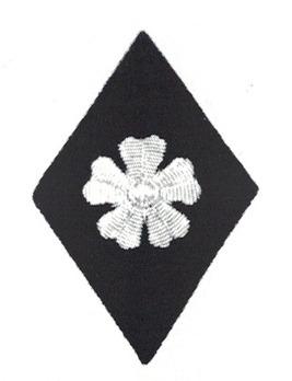 Allgemeine SS Legal Services Trade Insignia (Officer version) Obverse