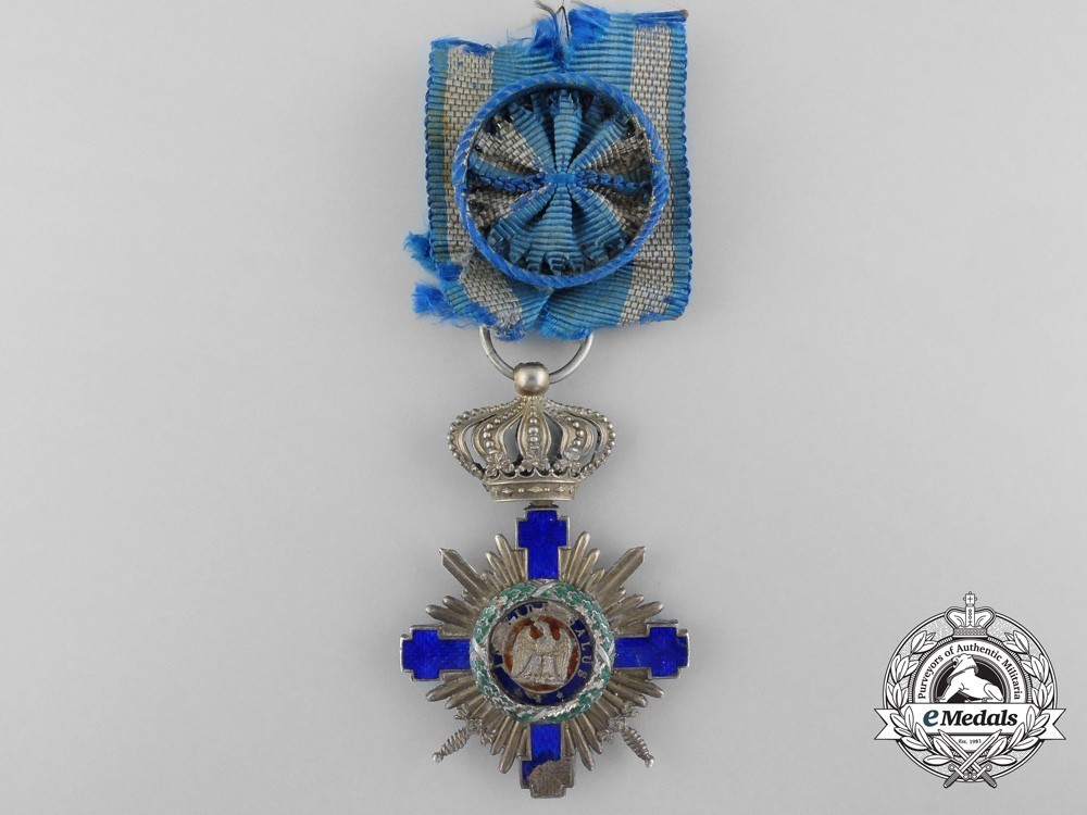 The+order+of+the+star+of+romania%2c+type+i%2c+military+division%2c+officer%27s+cross+1