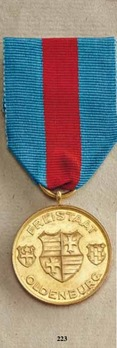 Fire Fighter Merit Medal, 1928