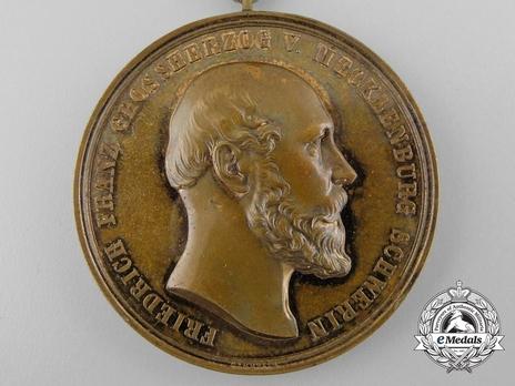 "Bronze Medal (stamped ""W.KULLRICH"") Obverse"