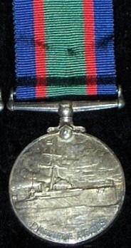 Silver Medal (1937-1948) Reverse
