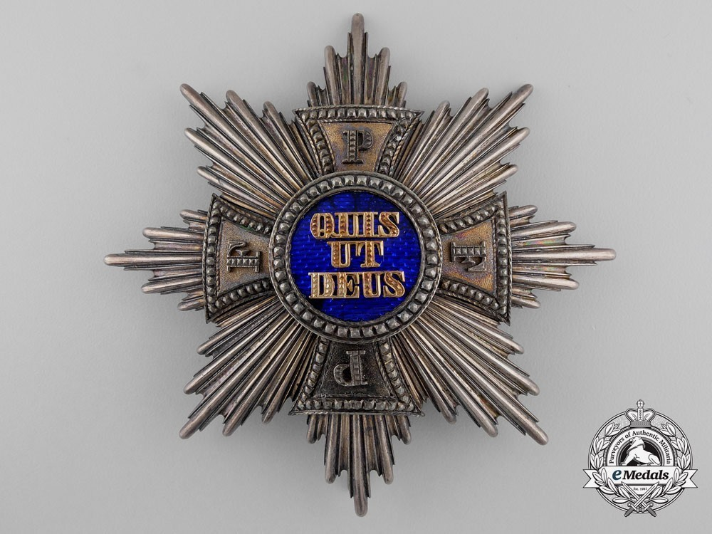 Royal+order+of+merit+of+st.+michael%2c+grand+cross+breast+star