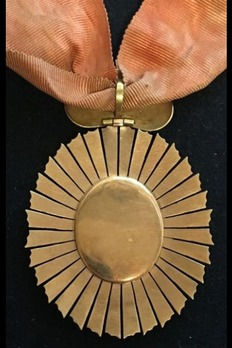 Order of the Crescent Reverse