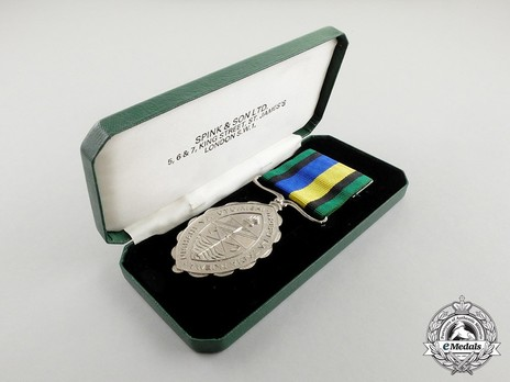 Long Service and Good Conduct Medal Case of Issue