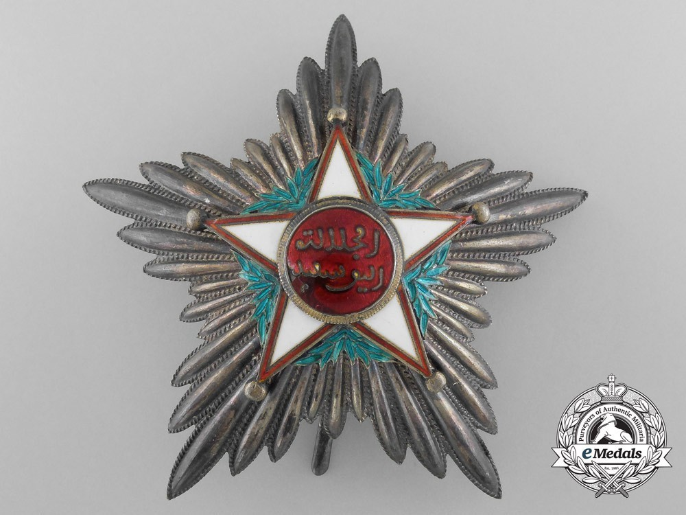 Order+of+ouissan+alaouite%2c+type+ii%2c+i+class+grand+officer+breast+star+1