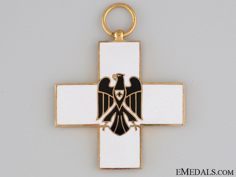 Cross of Honour of the German Red Cross, Type II, Honour Cross Obverse