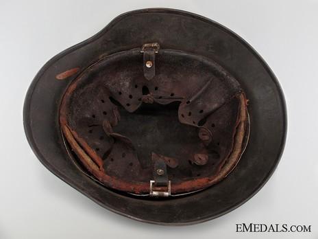 SS-VT Helmet M35 Interior