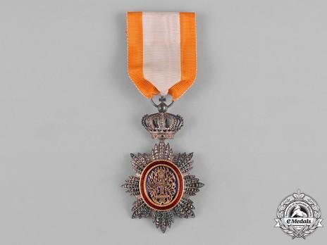 Royal Order of Cambodia, Knight Obverse