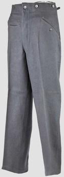 German Army Field Trousers (1st pattern) Obverse