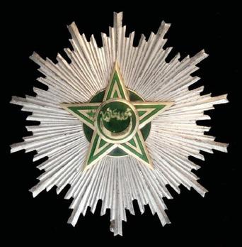 Order of National Merit, Grand Cross Breast Star