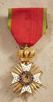 Order of St. Hubert, Cordon Cross (1806-1812)