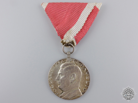 Small Silver Medal Obverse