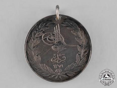 Crimea Medal, 1854 Obverse