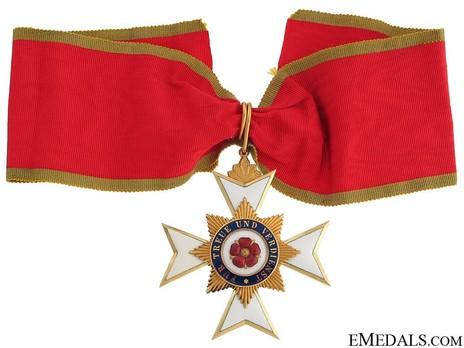 II Class Cross (in gold) Obverse
