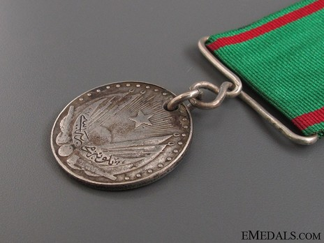 Plevne Campaign Medal, 1877 Reverse
