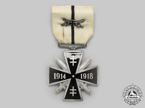 WWI Cross (1914-1918), VI Class